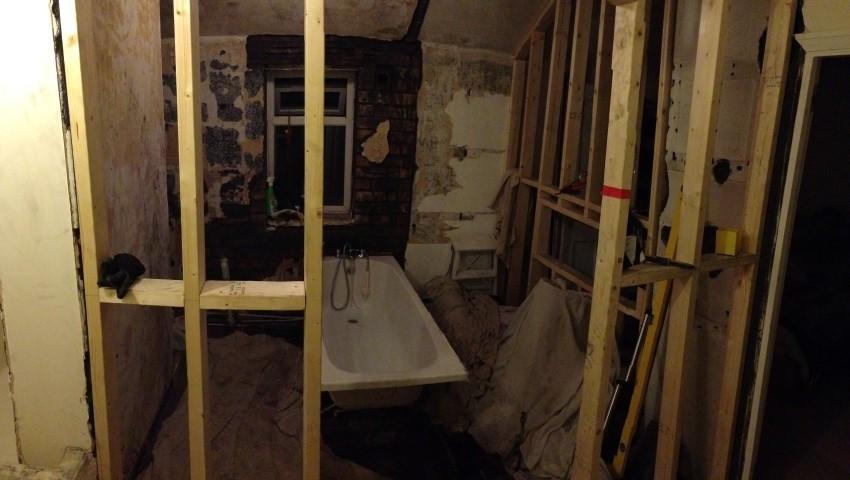 Bathroom Transformation Bristol Builders In Bristol Building Companies In Bristol Renovate